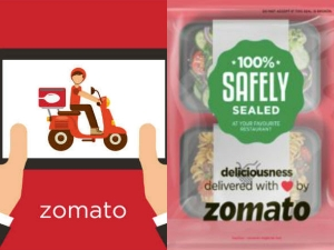 Zomato Introduced New Sealed Packing Technique Secure Thier