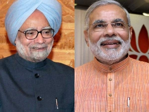 Manmohan Vs Modi Gdp Growth In India