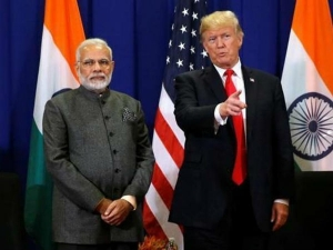 Trump Blames India For Charging Excess Import Duty