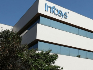 Infosys Q4 Netprofit Up 10 5 At Rs 4078cr