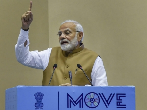 Traders Are Backbone Of The Indian Economy Says Modi