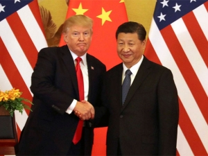 Trump Says Us And China Trade Deal May Be Reached In 4 Weeks