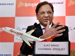 Spice Jet Chief Says Youngster Should Vote For Government