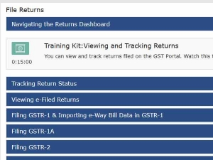 Gst Refund Automated System Introduced For Exporters