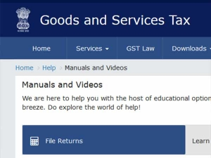 Gst Return Filing New Single Return Form Implement From July