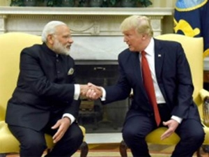 Indian S Are Lucky As Narendra Modi Has Become Prime Minister Says Donald Trump