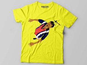 Pray For Nesamani Trend T Shirt In Tirupur