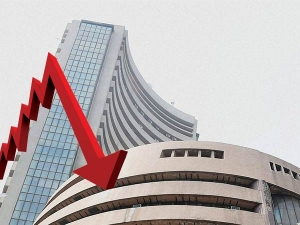 Sensex Falls 300 Points And Nifty Tanks 80 Points Today