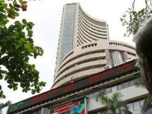 Sensex Rise 1000 Points And Nifty 300 Points Fall Today