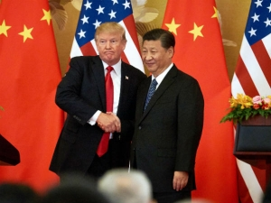 Trump Says Us China Relations Remain Very Strong
