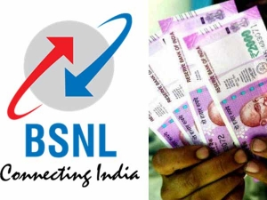 Cash Strapped Bsnl Clears Employees Full Salary