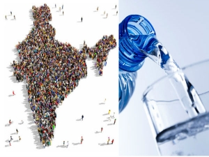 India Has To Be Prepared To Give Water For 150 Crore Population In