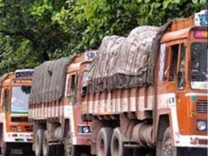 Tirupur Garment Makers Asked To Send Goods By Gps Fitted Vehicles