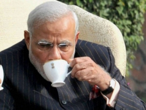 Get Ready For A Tea Session With Narendra Modi
