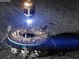 Bengaluru Based Firm Team Indus To Design And Build Moon Lander For Nasa