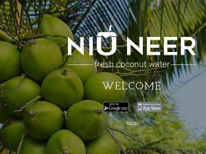 Niu Neer Is India S First Ever Tender Coconut Delivery Service Provide In India