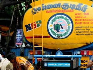 A Lorry Water Is Cost Around 4000 Rupees In Chennai That Is One Gram Gold Cost