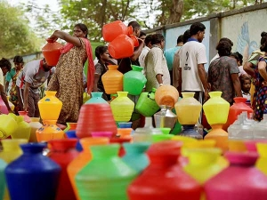 Scarcity In Chennai Tcs Wipro Cognizant Ask Employees To Cut Back On On Water Usage