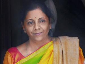 Gst Simplification Process May Continues Says Nirmala Sitharaman