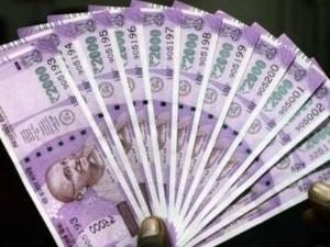 ஓரே மாதத்தில் 5,550 கோடி ரூபாய் மாயம்..!