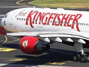Kingfisher Pilots On Strike Severa