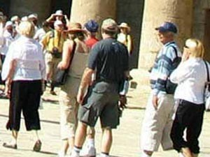 Foreign Tourist Influx Rising Tour