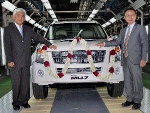 Isuzu Motors Invest Rs 3000 Cr India Plant