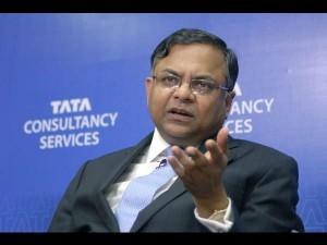 Tcs Keep Close Watch On Us Migration Bill N Chandrasekaran