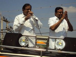 Chidambaram Have Final Meeting With Finmin Secretaries Today