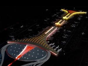 Beijing Plans New 14 Billion Airport Ease Congestion