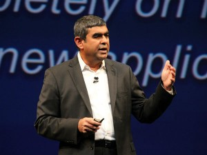 Former Sap Executive Vishal Sikka Set Be New Ceo Beleaguered