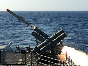 Pentagon Notifies Harpoon Missile Sale India