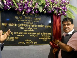 India S Gdp Will Touch 8 5 Per Cent Next Couple Years Gadkari
