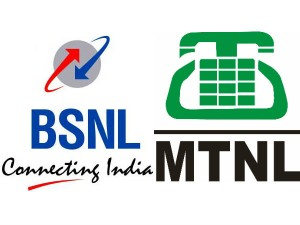 Bsnl Mtnl Be Merged July