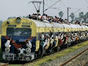 Over 12 Growth Railway Revenue