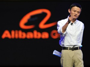 Alibaba S Record Ipo Debuts At 92