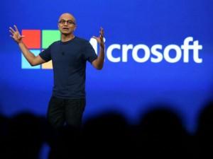 Microsoft Ceo Satya Nadella Gets 84 Million Pay Package