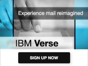 Ibm Launches New Email Service Verse