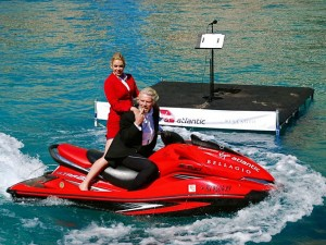 Richard Branson Gets Into The Cruise Business