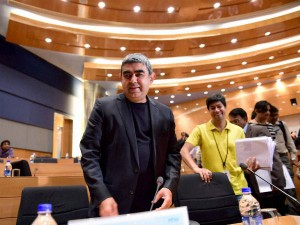 Infosys Open Bigger Scale Acquisitions Vishal Sikka