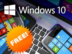 Windows 10 Be Free Upgrade Windows Users