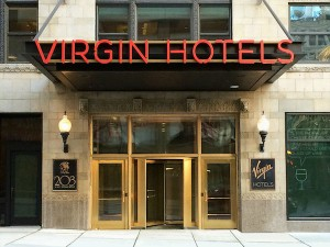 Richard Branson Launches First Virgin Hotel Chicago Woos Wo