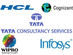 Wipro Hcl Tech Mahindra Stocks Plunged