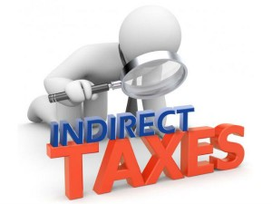 Indirect Tax Collections Exceed Revised Estimates Fy 14
