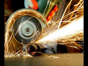 Industrial Production Up 4 1 April