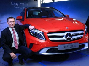 Mercedes Benz Retaining Top Slot Luxury Car Market
