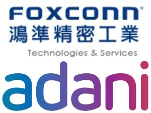Foxconn Adani May Tie Up Form Manufacturing