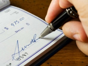 Cabinet Nod Ordinance Cheque Bounce Cases