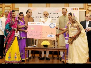 Narendra Modi Inaugurates Idfc Bank Talks Banking Reforms