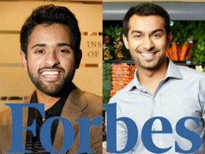 Two Indian Americans Enter The Club Forbes Richest Entrepreneurs Under